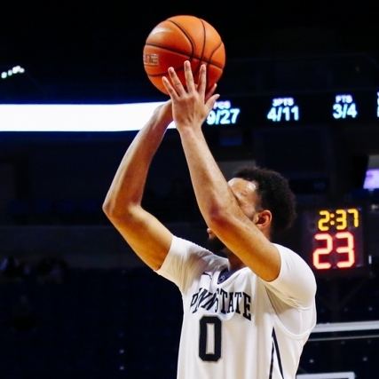 Penn State Hoops Comes Back to Defeat Drexel 63-57