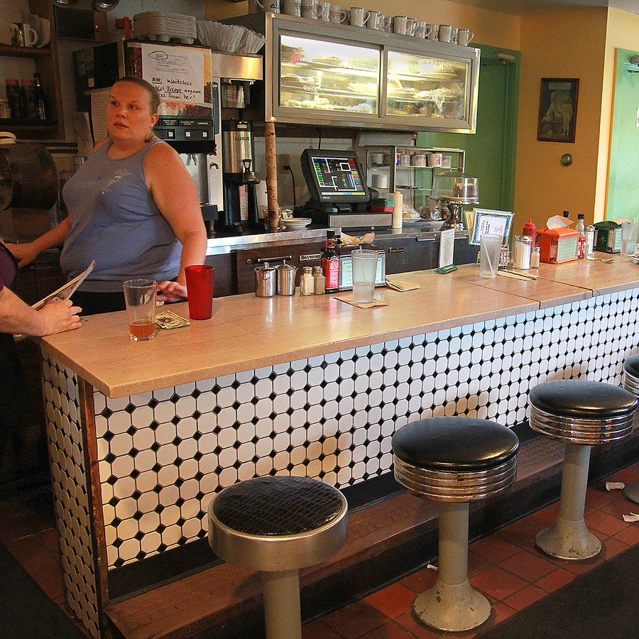 Bellefonte Art Museum's newest show features the American diner