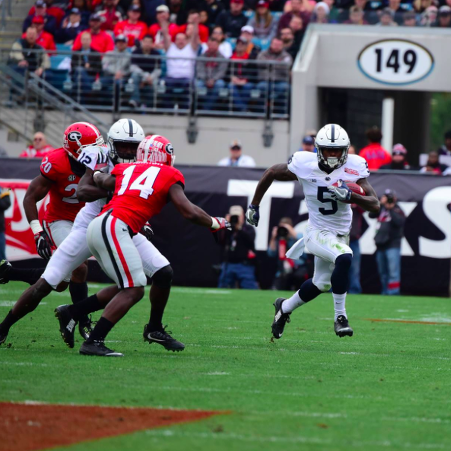 Penn State Football: Handing Out The Grades Following Loss To Georgia