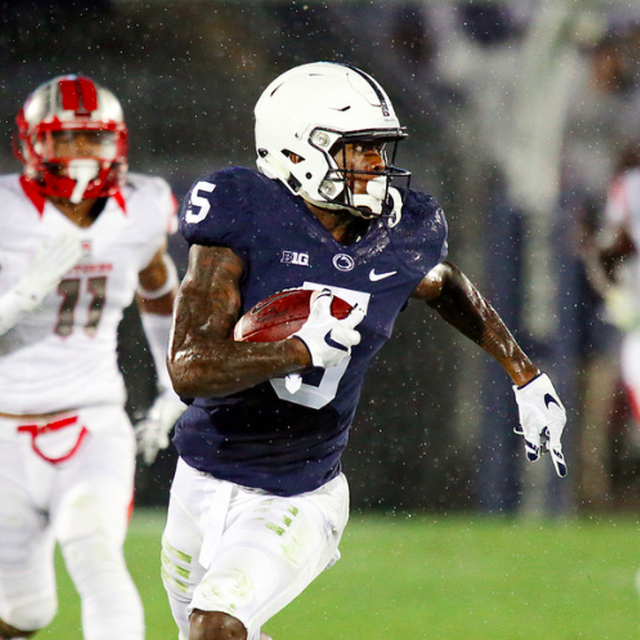 Penn State Football: Five Stats We Loved