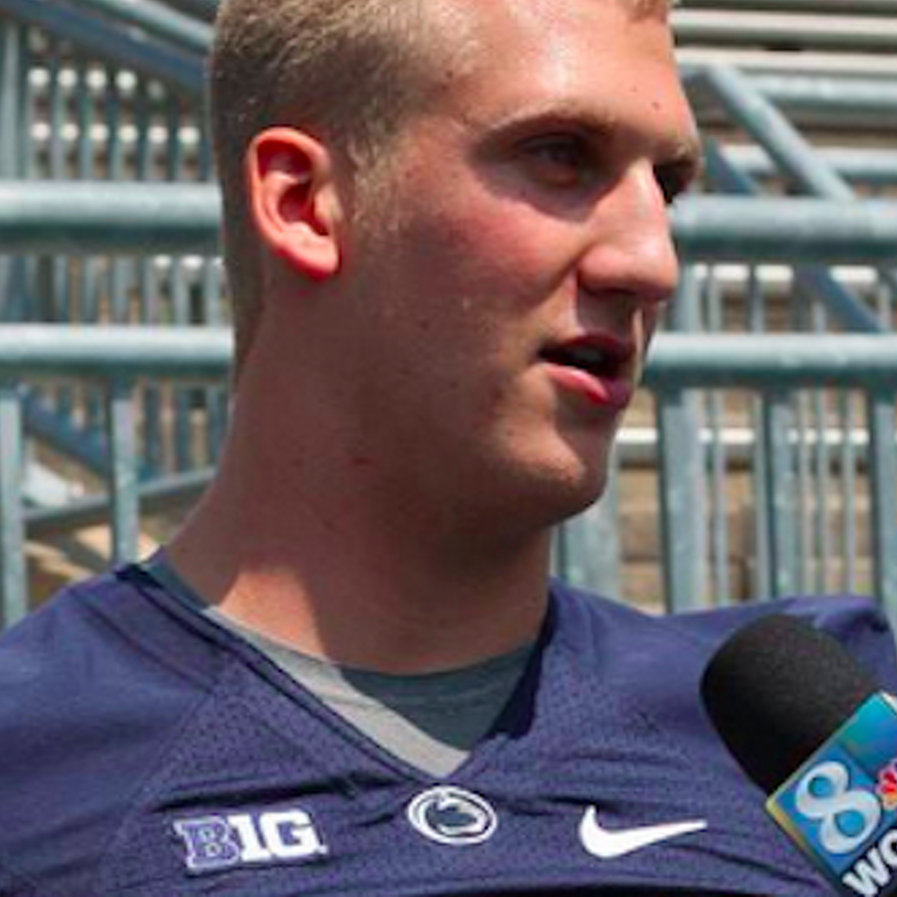Penn State Football: Adam Breneman's Career Comes To Close Due To A Chronic Knee Injury