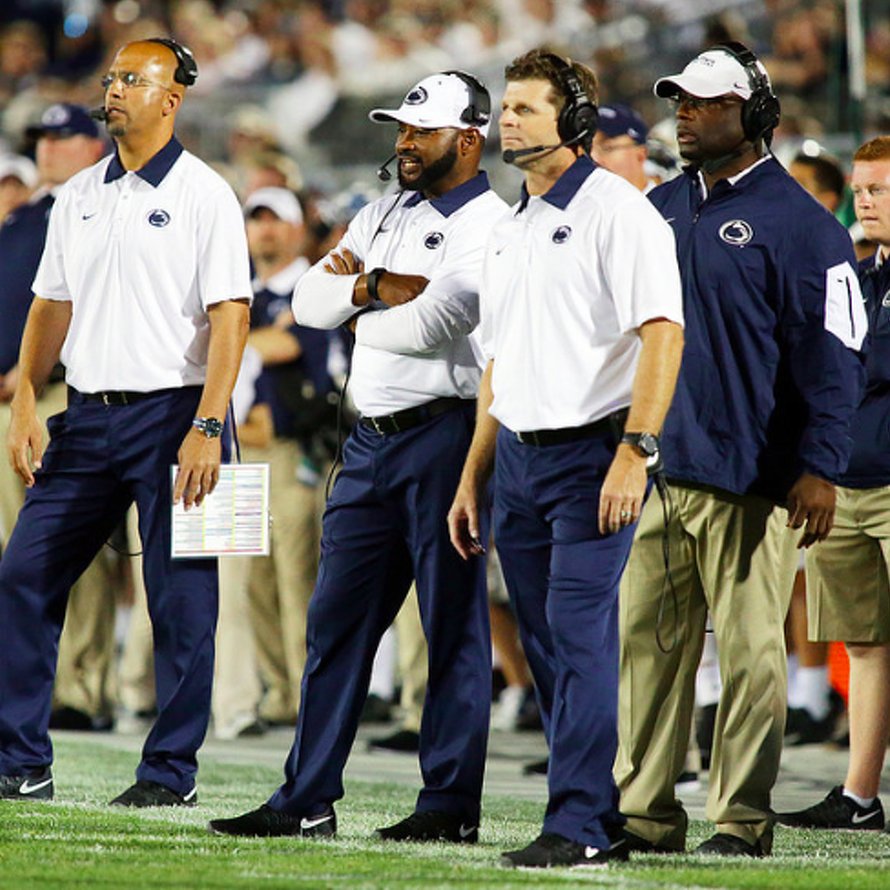Penn State Football: Fair Or Not, Franklin Has Problem On His Hands