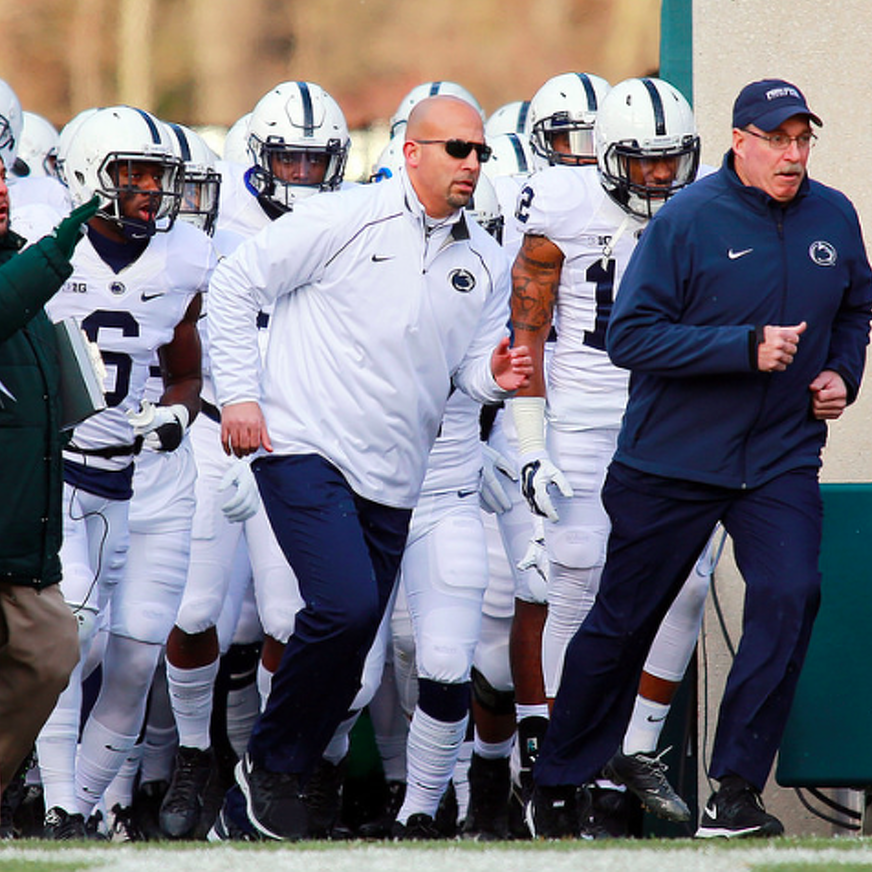 Penn State Football: Sorry, But It Isn't Your Father's Penn State Anymore