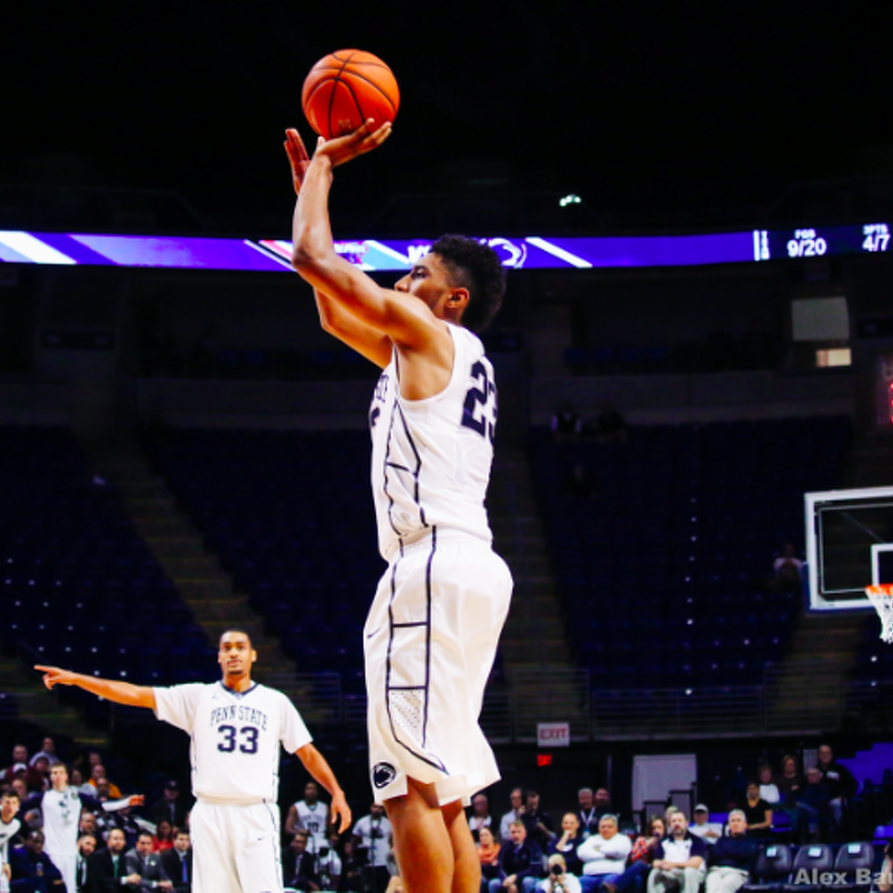 Penn State Basketball: Josh Reaves Set To Miss Several Weeks Due To Illness