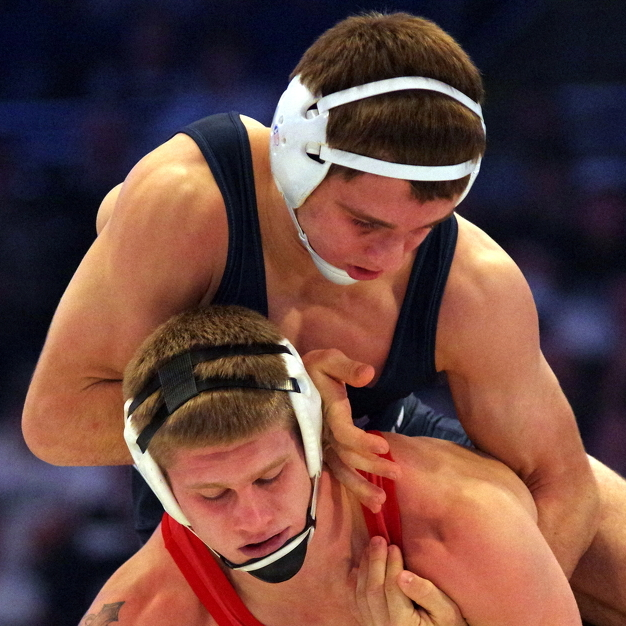 Penn State wrestling team continues to dominate the Big Ten opposition
