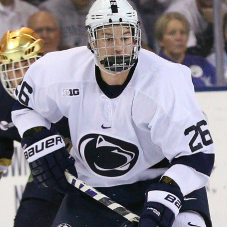 Penn State Hockey: Williamson Announces End Of Playing Career