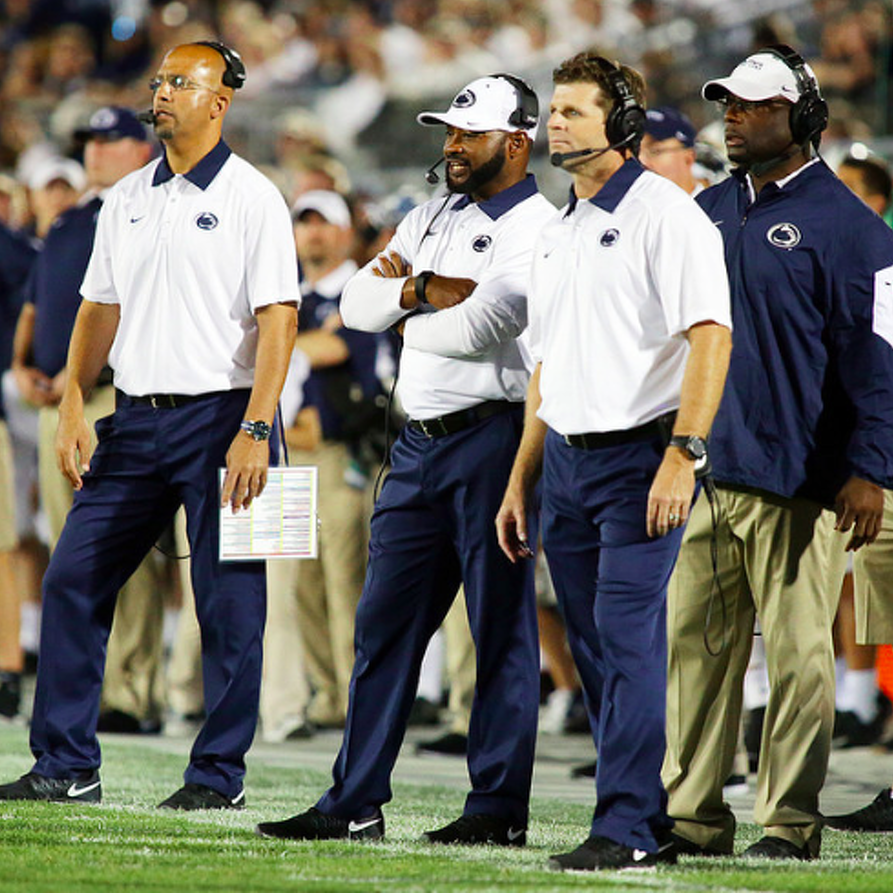 Penn State Football: Five Things Franklin Will Have To Talk About Saturday