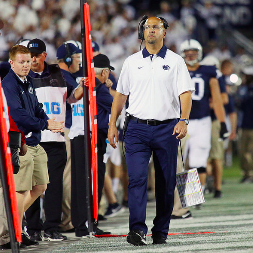 Penn State Football: Franklin Talks Staff Changes, Hackenberg Departure And More