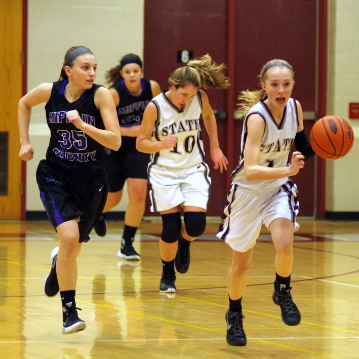 State College gets contributions from everyone in win over Mifflin County