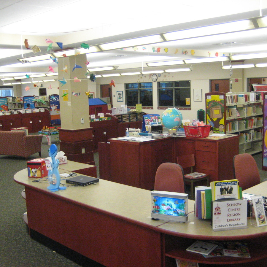 Children's department at Schlow to close for a week