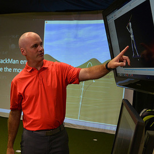 Teaching, Technology Team Up to Improve Golf Swings