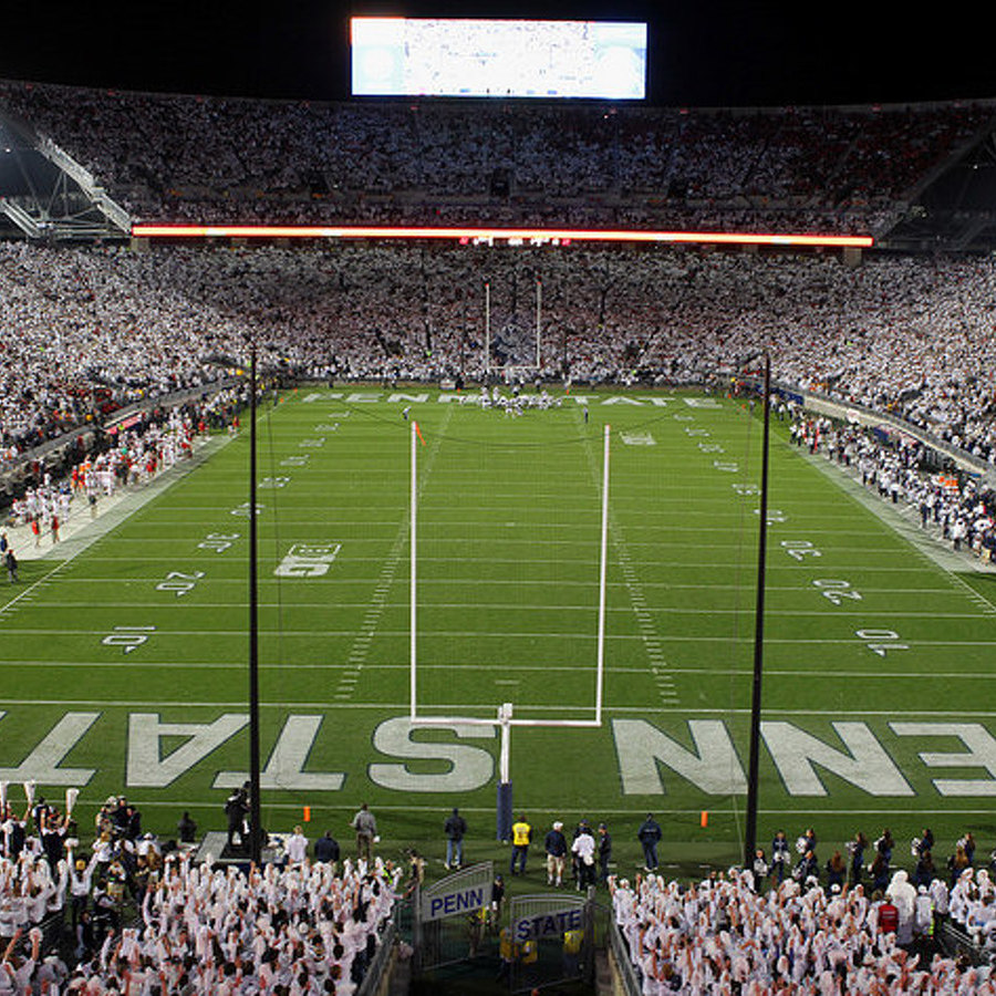 Penn State Football: Renovate, Not Replace, is Goal for Beaver Stadium