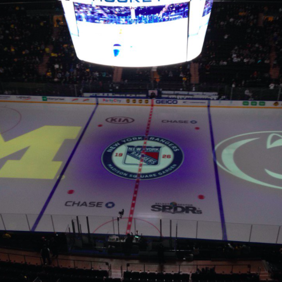Penn State Hockey: A 6-3 Loss The Lesson Of Building, Not Failing