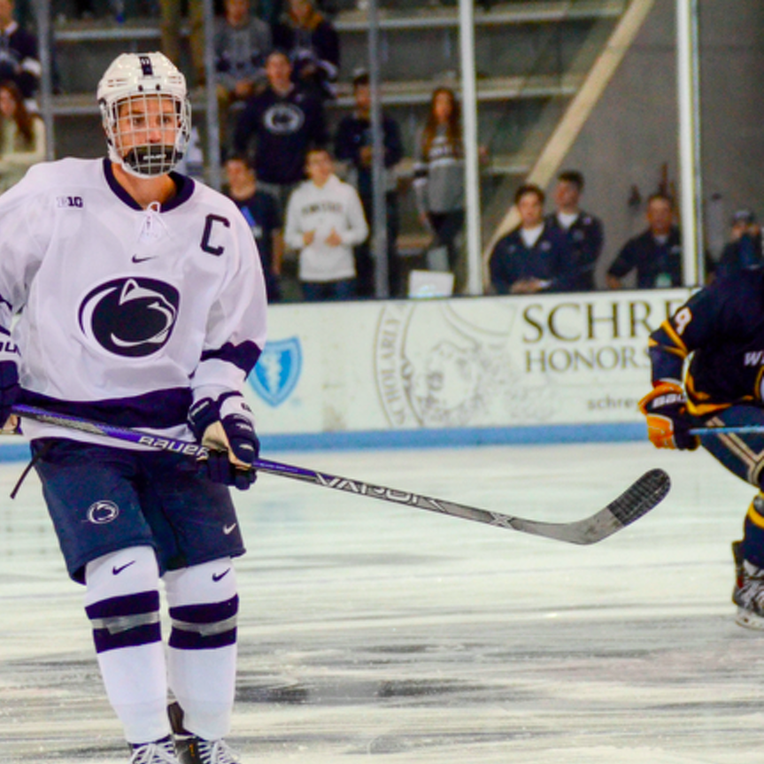 Penn State Hockey: Nittany Lions Tie Spartans 2-2