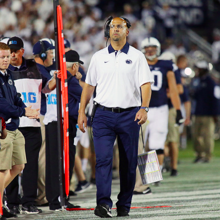 Penn State Football: Franklin And Staff Set To Host Chalk Talk