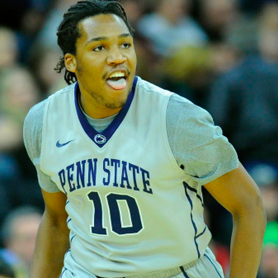 Penn State Basketball: Taylor Named Big Ten Co-Player of the Week
