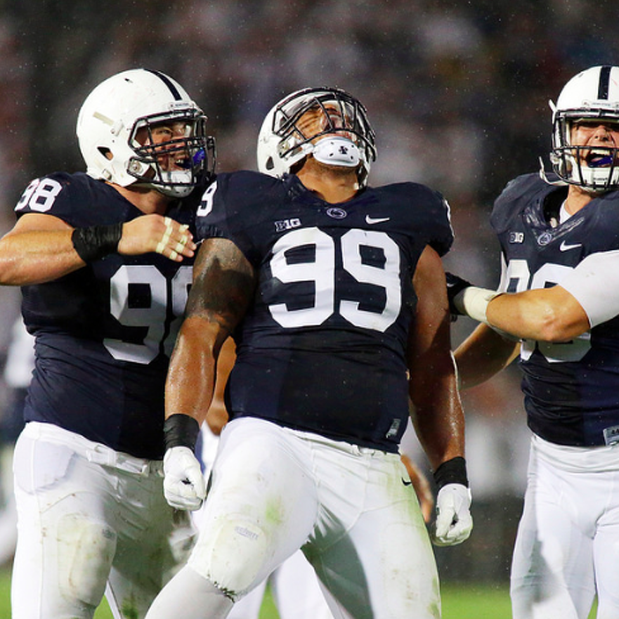 Penn State Football: Five Nittany Lions Set For Weekend Testing At Combine