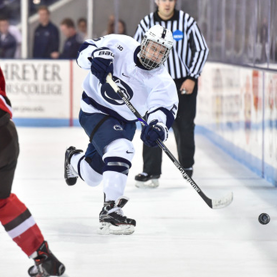 Penn State Hockey: Kerr Just Another On Growing List Of Productive Nittany Lion Defensemen