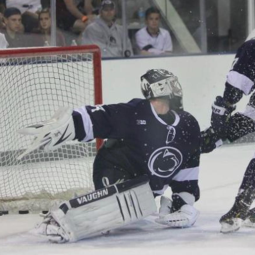 Penn State Hockey: McAdam To Start Both Games For Nittany Lions This Weekend