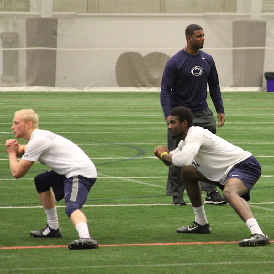 Penn State Football: Winter Workout Photo Gallery