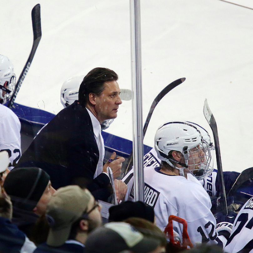 Penn State Hockey: Comeback Falls Short As Nittany Lions Lose 4-3 To Wisconsin