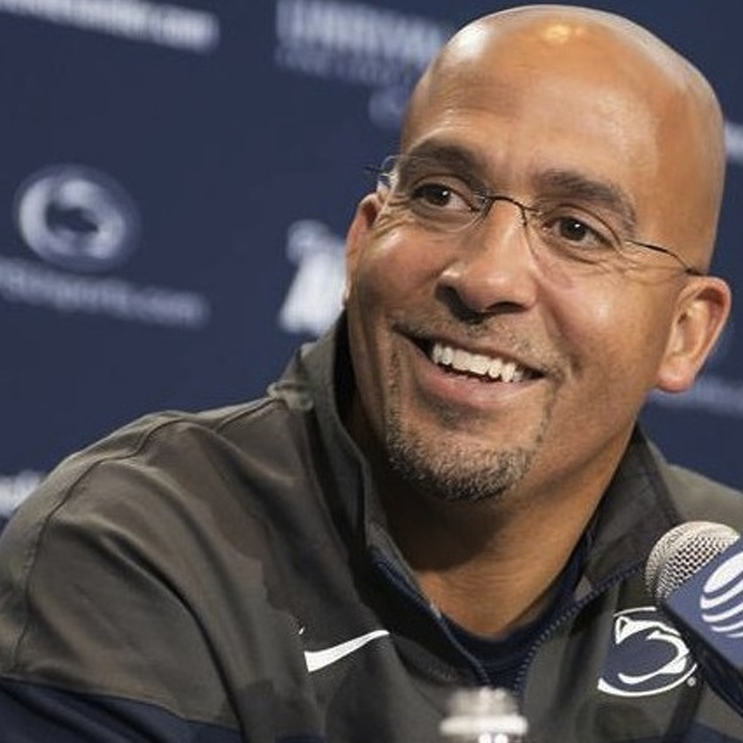 Penn State's Franklin Now a Veteran Among Big Ten Coaches
