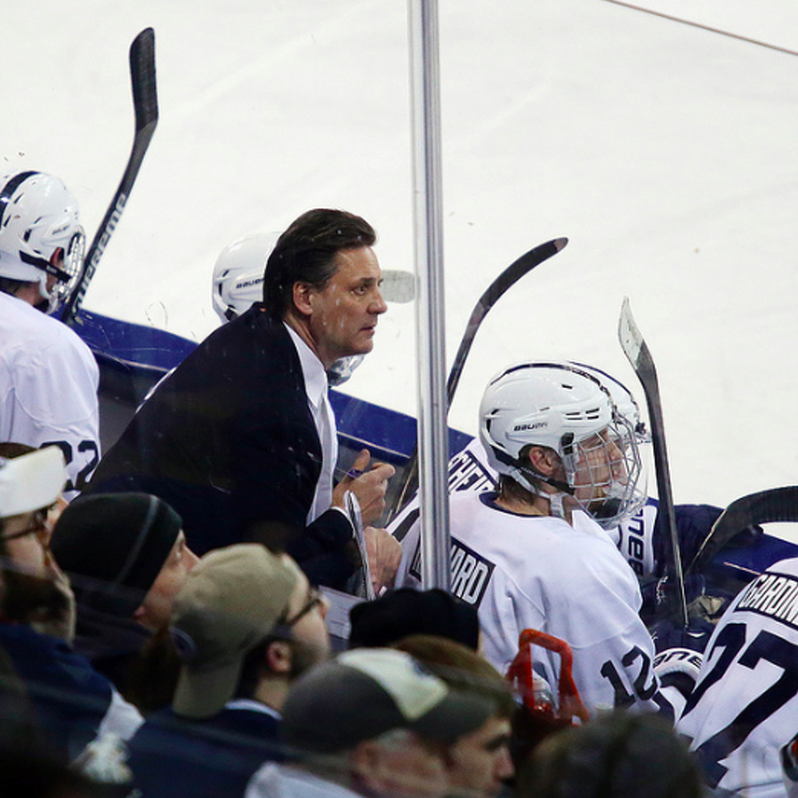 Penn State Hockey: Turnovers, Penalties Doom Nittany Lions In Loss