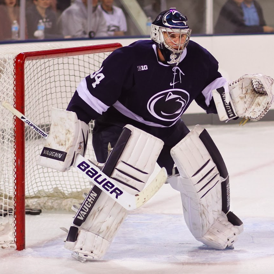 Penn State Hockey: Wolverines Too Much In 6-1 Loss