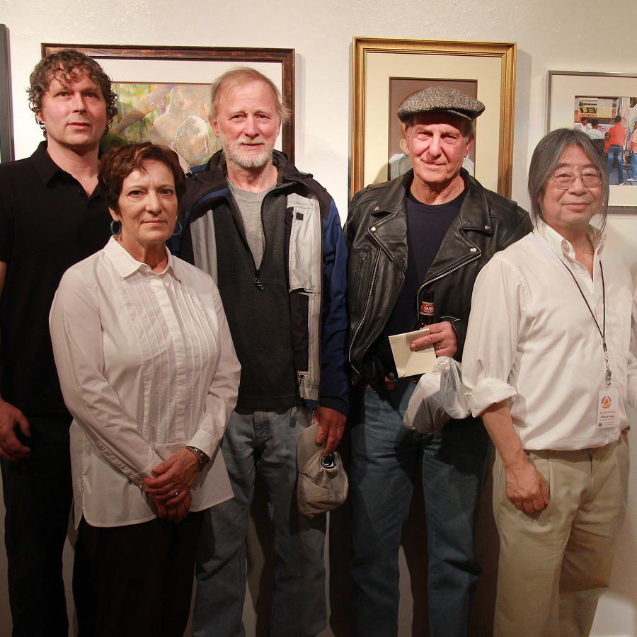 Visual art on display at Figurative Exhibition