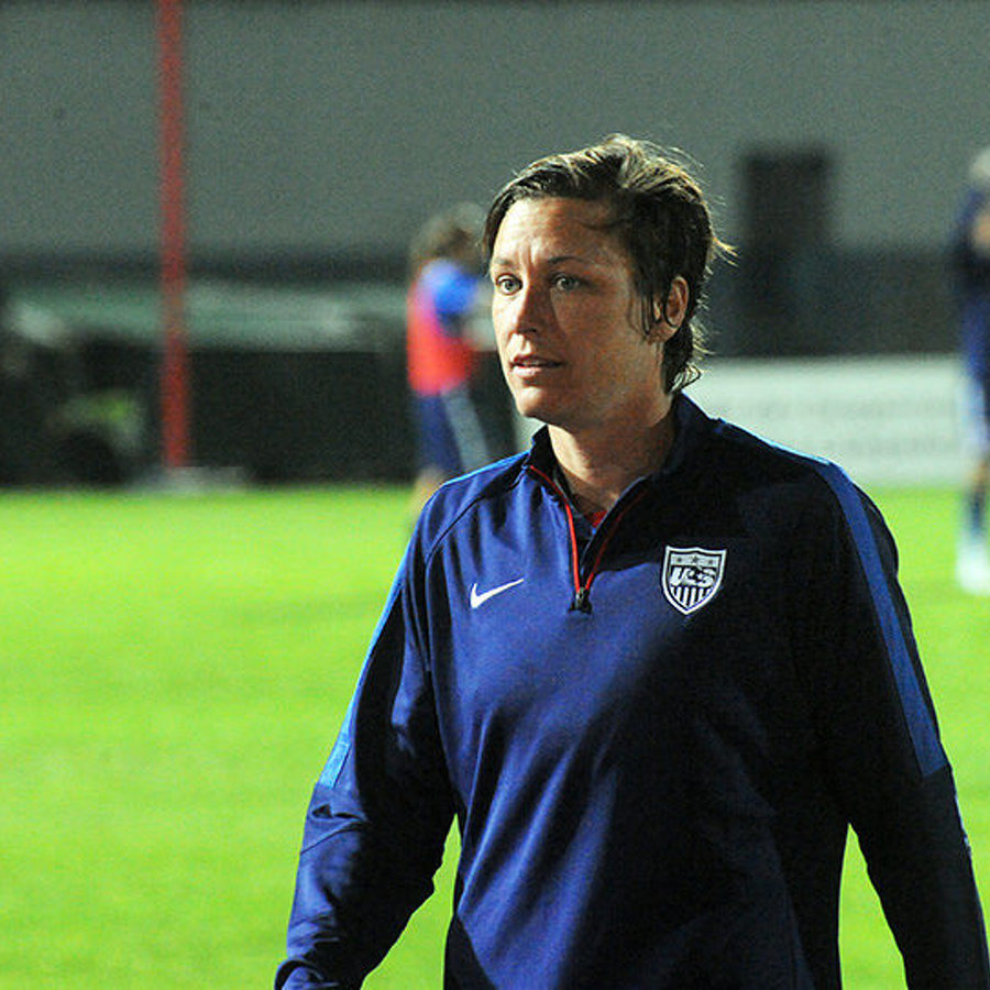 Abby Wambach to Speak at Penn State in April