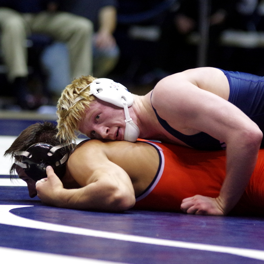 PSU wrestlers head to Big Apple with sights set on title
