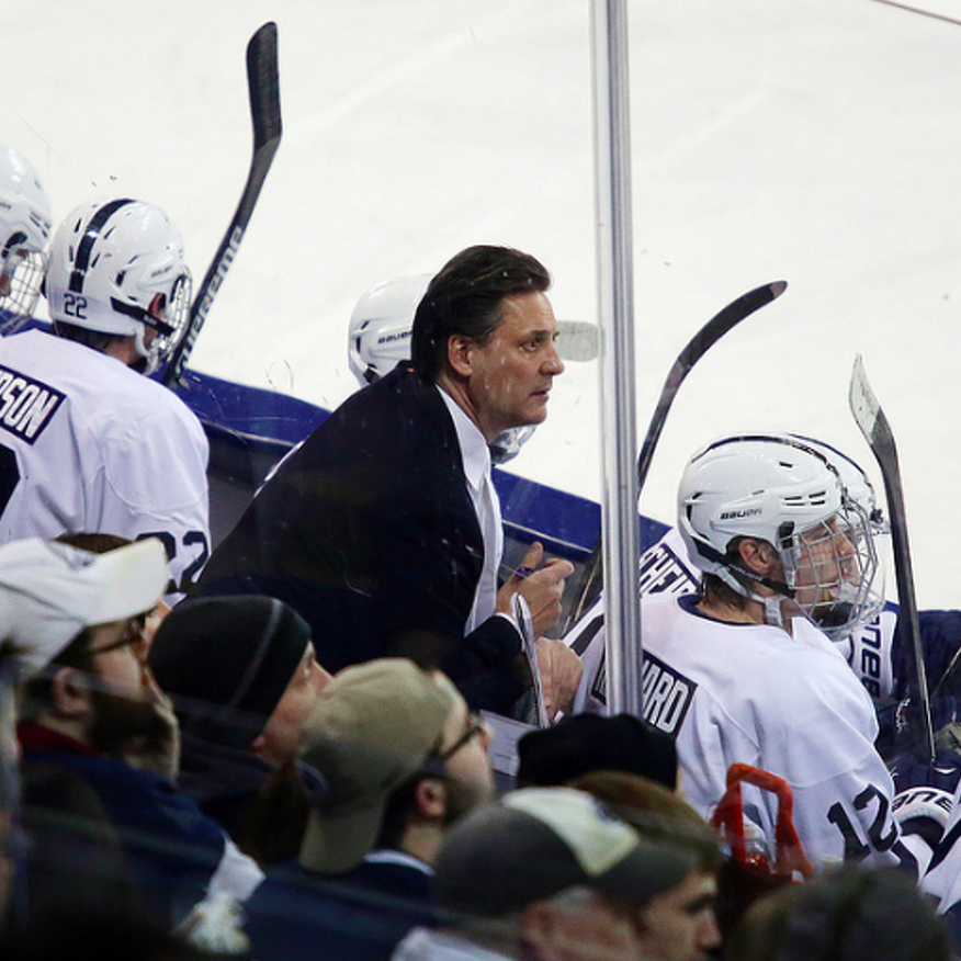 Penn State Hockey: Nittany Lions Advance With 5-2 Win Over Wisconsin