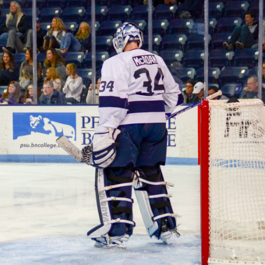 Penn State Hockey: McAdam To Forego Senior Season