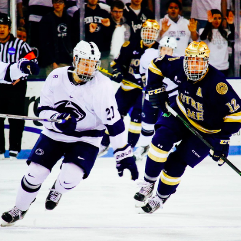 Big Ten Athletics: Notre Dame Men's Hockey Set To Join Conference In 2017