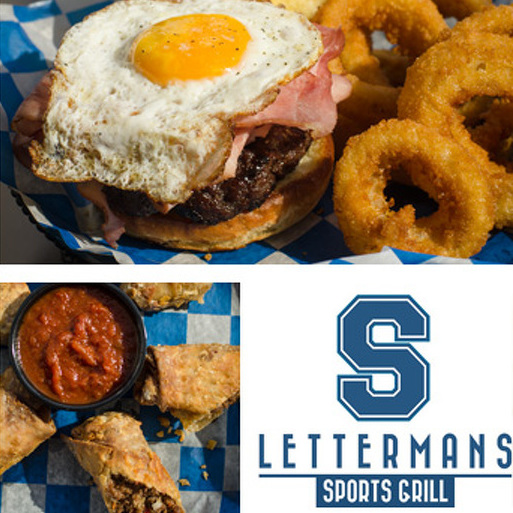 Taste of the Month: Lettermans Sports Grill