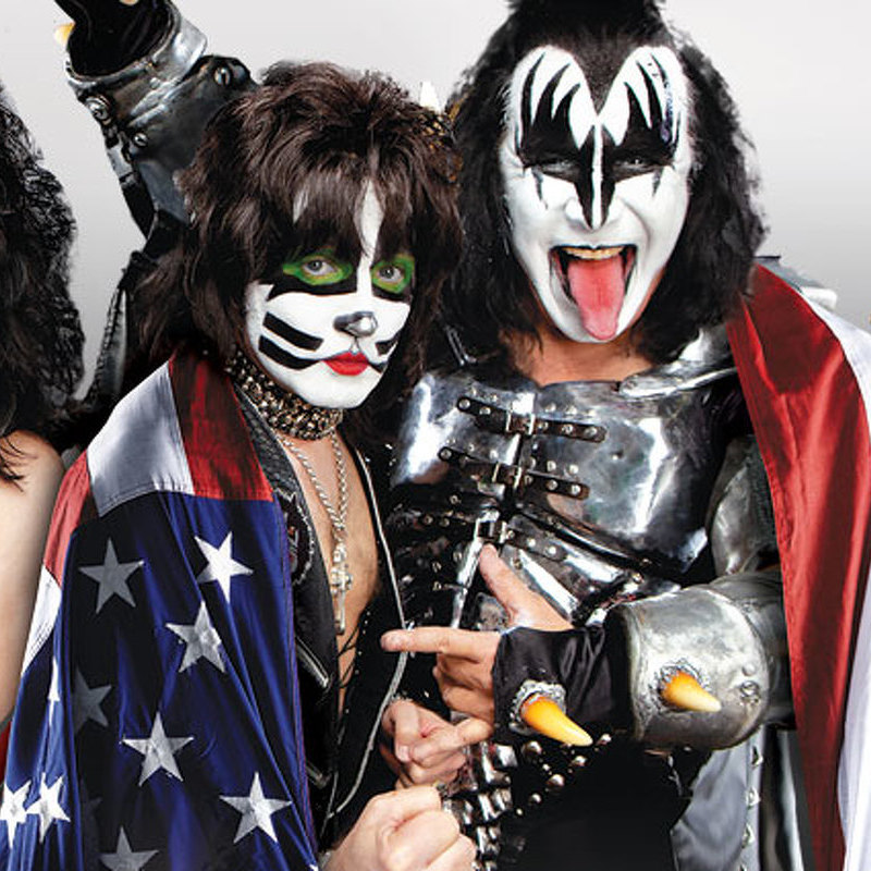 KISS Returns to the Bryce Jordan Center Aug. 30