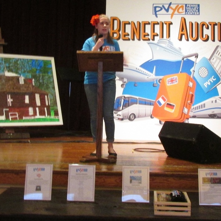 Benefit auction supports Penns Valley Youth Center