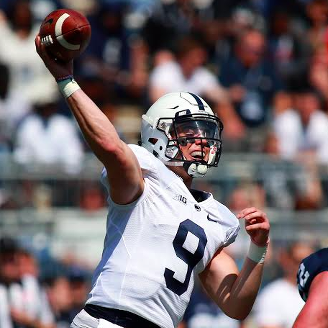 Penn State Football: Even In An Open Race, This Is McSorley's Job To Lose