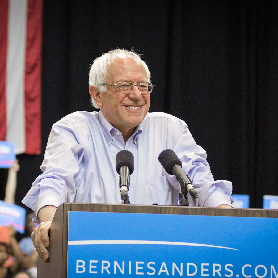 Bernie Sanders to Visit Penn State Tuesday