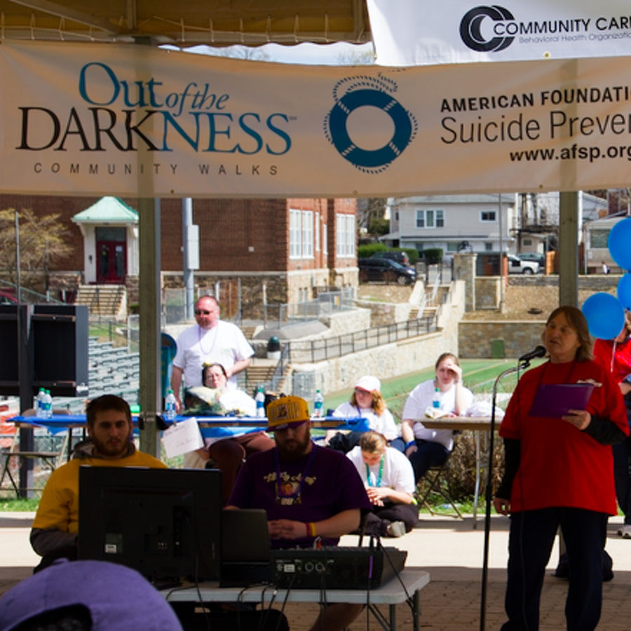 Hundreds Expected to Take Part in Suicide Prevention Walk