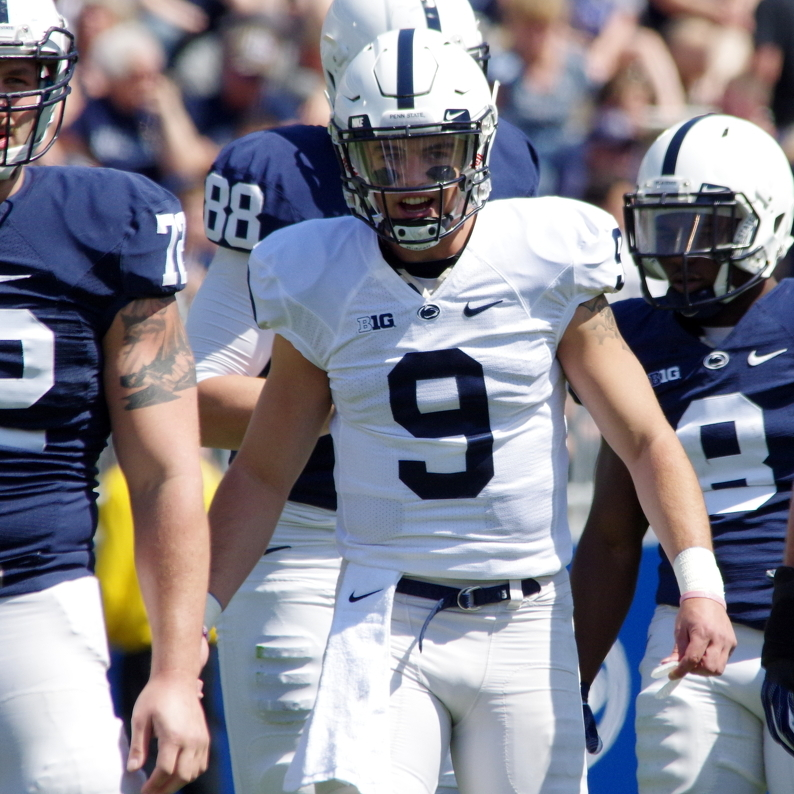 McSorley steps up as the next PSU QB