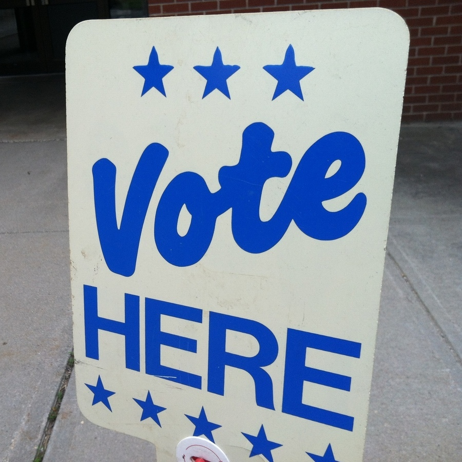 2016 Primary Election Voting Guide