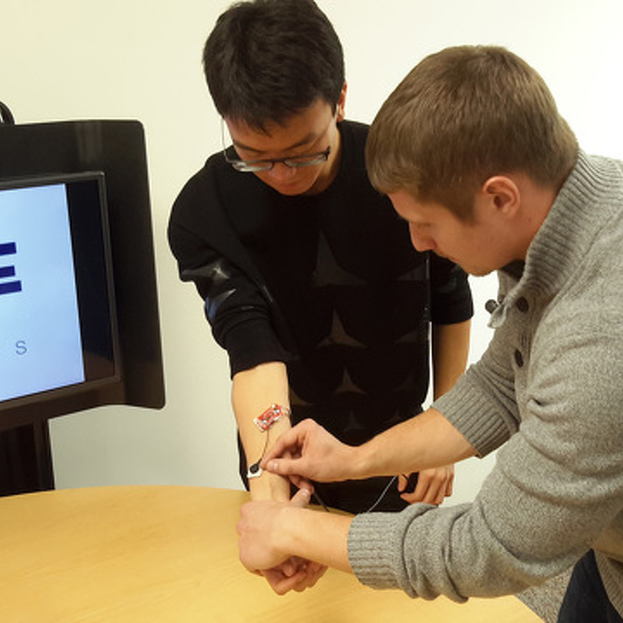 Penn State Students Develop True Voice Technology