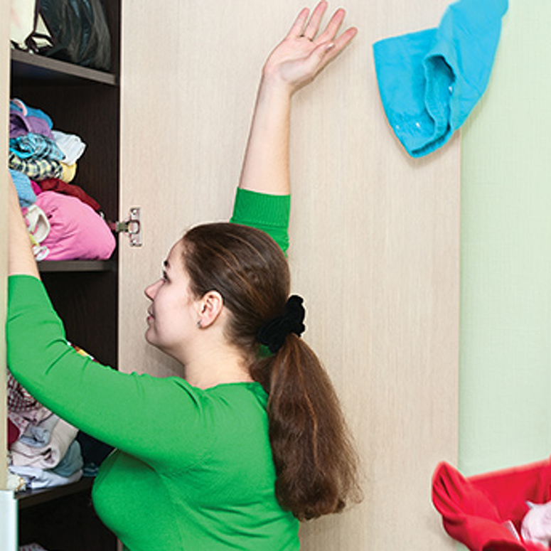 Living Well: The Power of Decluttering Your Life