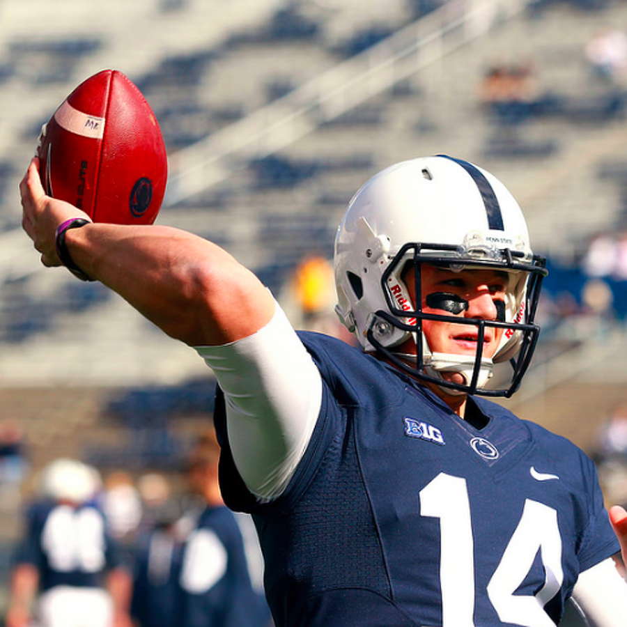 Penn State Football: Well If Hackenberg Is Prepared For Anything, It's New York