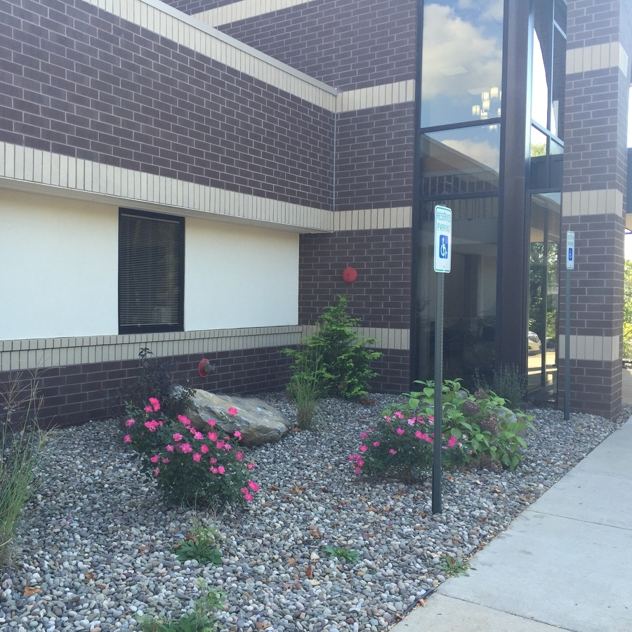 Area company renovates accident damaged buildings