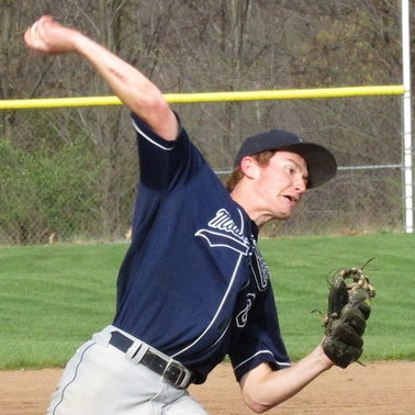 P-O pitcher Josh Earnest takes down Bellefonte in Centre County clash
