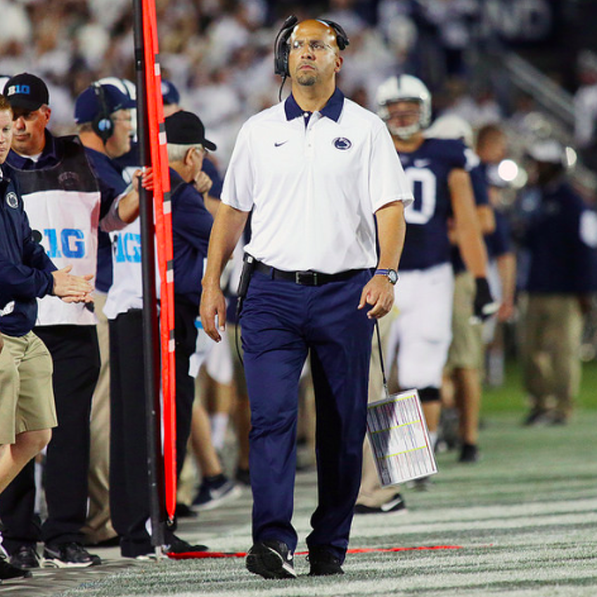 Penn State Football: Season Already Not Short On Big Moments, Or Big Question Marks