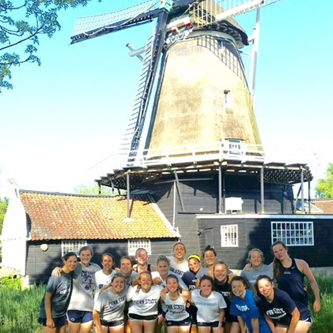 Penn State's Tour of Holland is a Field (Hockey) of Dreams