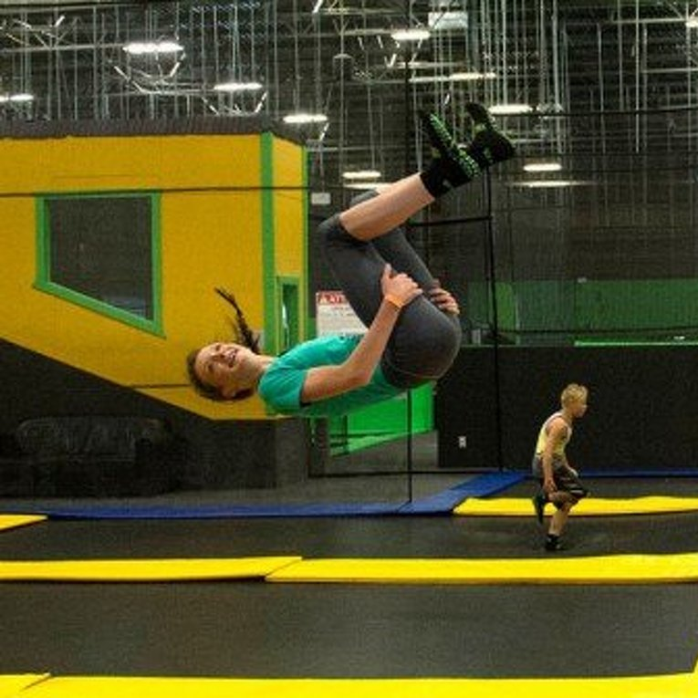 Trampoline Park to Open in Nittany Mall